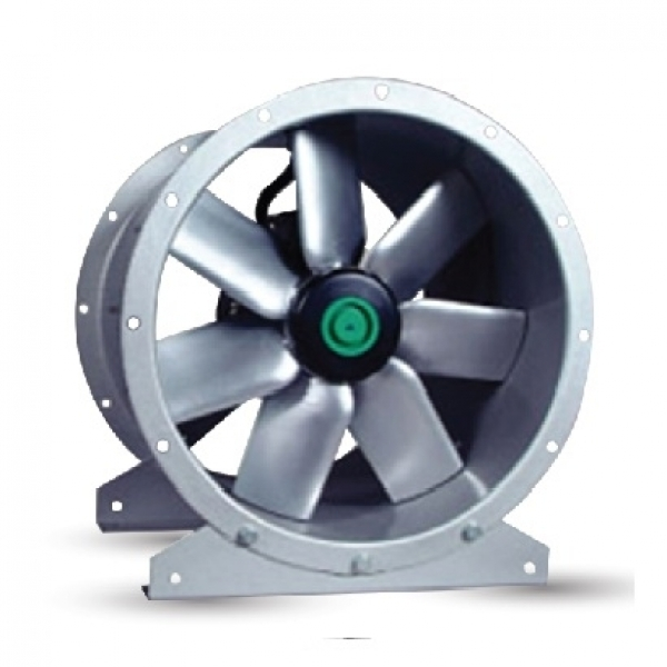 Axial Flow Fans : Axial fans model axv dd wolter