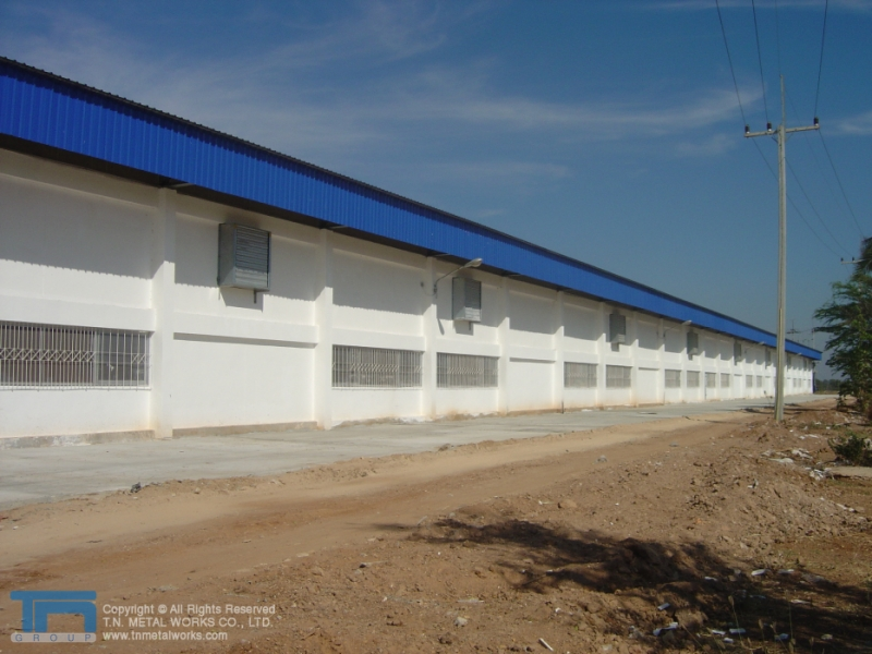 Agriculture Ventilation System Wolter